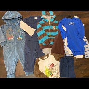Baby Boy Lot 6-9 Month